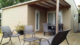 Chalet 35m² for 6 people in Saint Jean de Monts Vendée